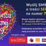 SerwerSMS.pl grał bardzo głośno dla WOŚP! Wciąż można wysyłać SMS-y Premium